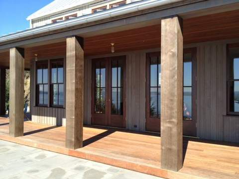 Clear Grade Western Red Cedar Beams