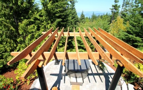 Appearance Grade Western Red Cedar Timbers
