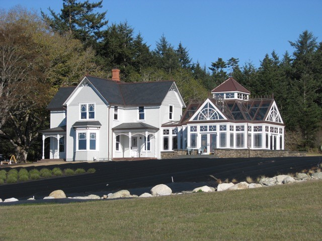 Stunning Farmhouse Remodel by Craig Youngquist Construction we supplied the materials for