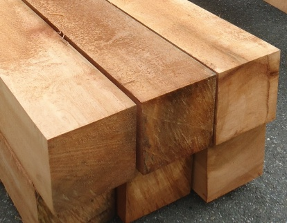Clear, Western Red Cedar Timbers