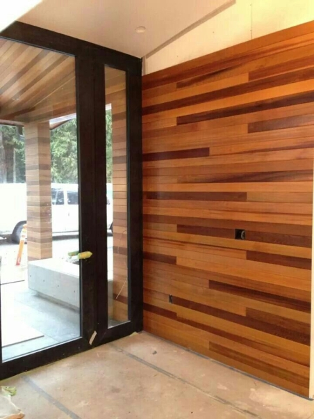 Western Red Cedar adds beauty and warmth to interiors