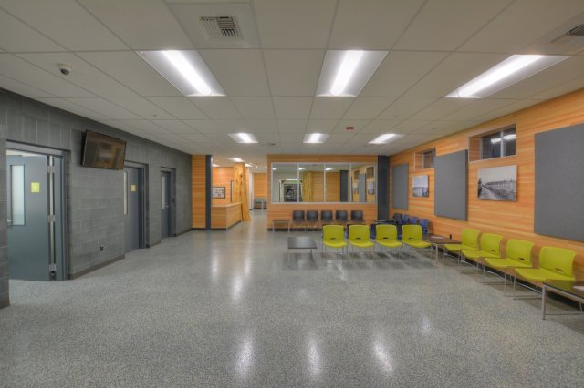 interior wood paneling for commercial buildings