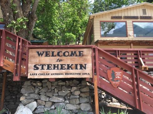 Western Red Cedar supplied for National Park Service at Stehekin
