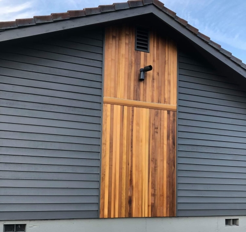 clear 1x4 western red cedar tongue and groove