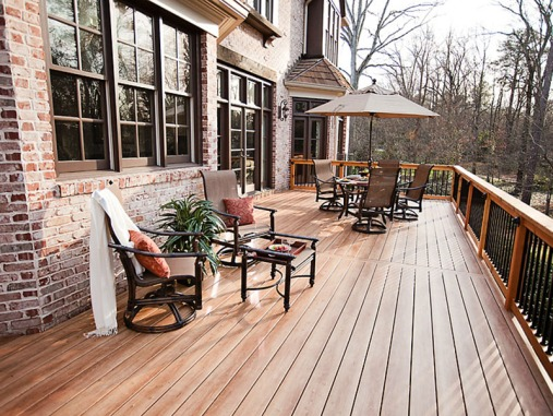 Zuri decking for sale