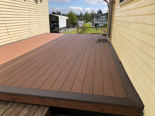 Azek decking dealer in Skagit County