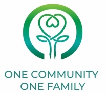 Logo for One Community One Family of Skagit County